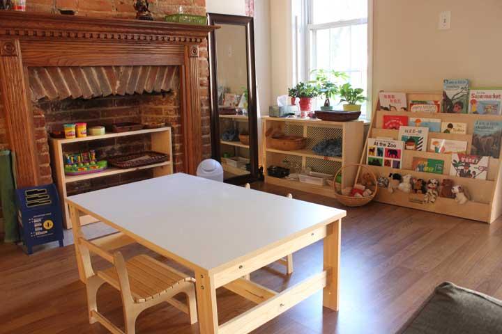A Montessori Home