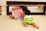 Read! Nap! Cook! How to do it all with twins