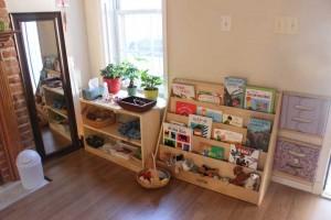 Our Montessori Home in Baltimore, MD