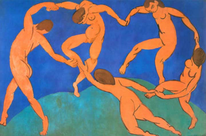 Matisse's Dancers